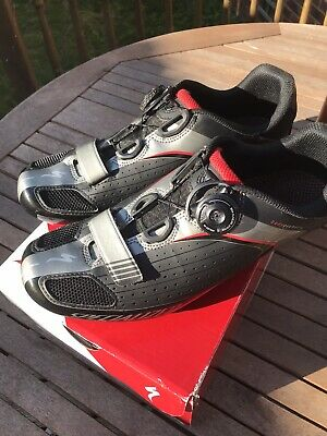 Men's Specialized Comp Road Cycling Shoes EUR 43/UK8.6 With Box Good Condition • 23.99£