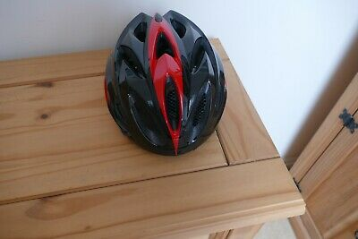 Bike Helmet With Built In Visor • 5£