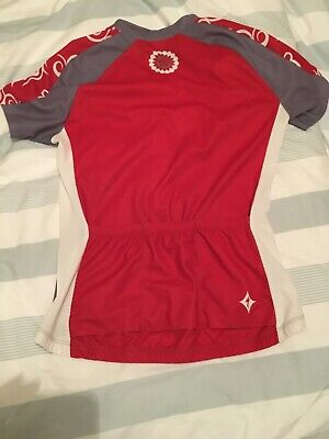 Specialized Womens Cycling Jersey - Small • 2.80£