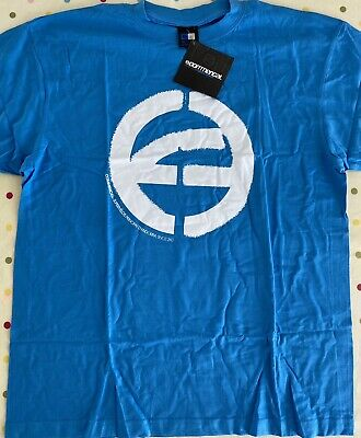 Commencal Bikes T-shirt Blue New Size Large • 9.99£