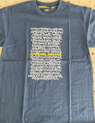 Commencal Bikes T-shirt Petrol Colour New Sise X-Large • 9.99£