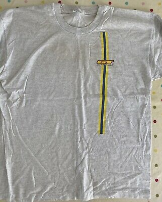 GT Bicycles T-Shirt Light Grey Old School BMX Circa 1994 Size X-Large Used • 9.99£