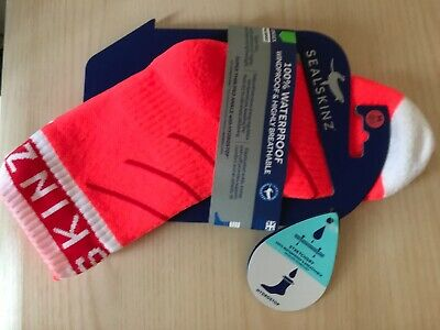 Sealskinz Womens Waterproof, Windproof, Breathable Socks. New With Price Tag. • 10£