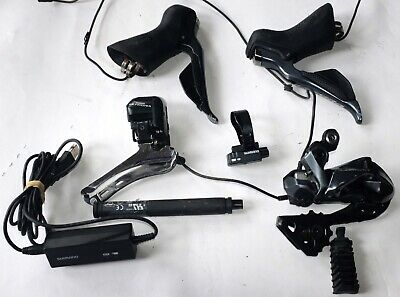 Shimano Ultegra DI2 11 Speed Groupset (derailleurs, Shifters, Battery, Charger) • 455£