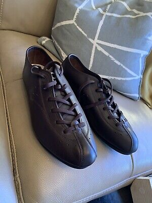 Quoc Pham New Fixed Leather Retro Cycling Shoes  • 99.99£