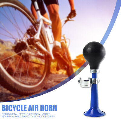 Retro Metal Bicycle Air Horn Hooter Mountain Road Bike Cycling Accessories • 5.86£