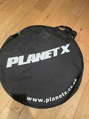 Planet X Padded Double Wheel Bag • 12.50£