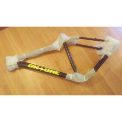 Fatty On One Trail 20  Black Green Mountain Bike Frame Version One V1 *PROJECT* • 0.99£