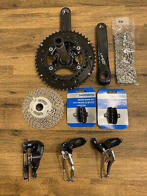 Shimano Sora 9 Speed Groupset NEW With Extras • 112£