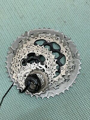 Shimano Deore XT M8000 - 11 Speed Mountain Bike Cassette - 11-46 • 46.95£