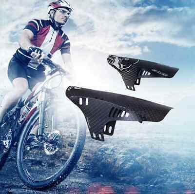 Front Fork & Rear Mudguard Fender Bicycle Face MTB Mucky Mountain Enduro Bender • 5.19£