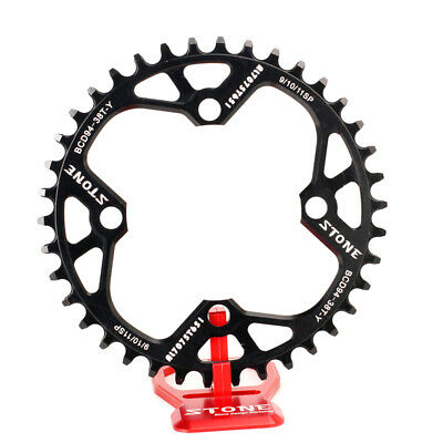 Stone Single Chainring BCD 94mm 4 Bolt For SRAM GX NX X1 FSA K-force 9-11 Speed • 32.69£