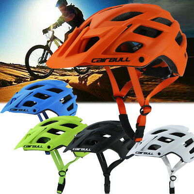 Breathable Women Men Road Cycling MTB Bicycle Mountain Bike Sport Safety Helmet • 27.99£