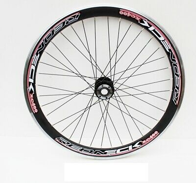 26  MTB DOWNHILL FRONT WHEEL, 20mm THROUGH AXLE TYPE, BOMBPROOF !  • 89.95£