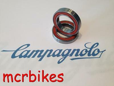 Campagnolo Ultra Torque Bottom Bracket Bearings Steel /Ceramic ( Sold In Pairs ) • 18.99£