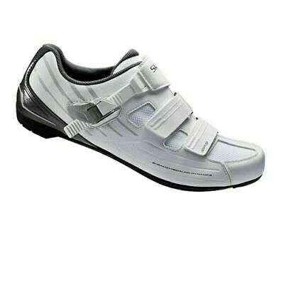 Shimano RP3 -SPD SL LADIES WOMAN SPECIFIC Road Cycling Riding Shoes - WHITE. • 39.99£