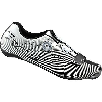 Shimano RC 7 Road Bike Shoes, Boa Adjustment, Carbon Sole. WIDE Fit. • 119.99£