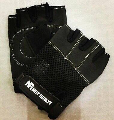 MTB Mountain Bike Cycling Half Finger Gloves Sport Bicycle Riding Fingerless • 4.19£