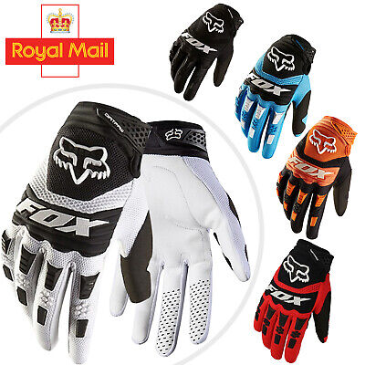 Cycling Gloves MTB BMX Motorbike Touchscreen Dirtpaw Full Finger Biking Glove UK • 12.99£