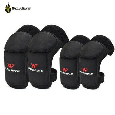 Kids Cycling Knee Pad And Elbow Pads Balance Bike Children Protector Guard • 18.89£