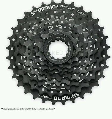 Shimano Cs-hg31 8-speed Bicycle Bike Cassette Sprocket Hyperglide - 11-32t • 16.49£
