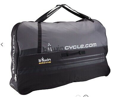 B'TWIN Racing Bike Transport Bag Storage - Excellent Condition • 30£