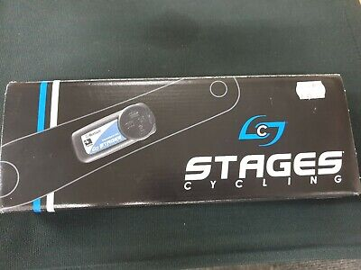 New Stages Cycling FC-5800 172.5mm Bluetooth Cycling 105 Powermeter • 349£