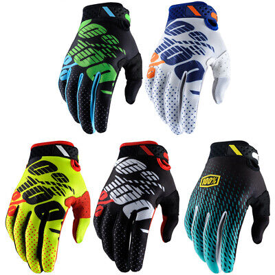 2017 Cycling Motorcycle Riding Racing Troy Lee Designs KTM Gloves • 12.99£