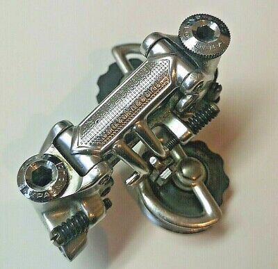 Campagnolo Nuovo Record Derailleur Set With Shifters • 125£