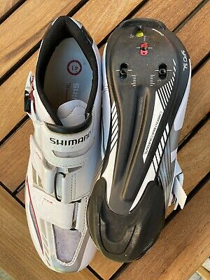 Shimano WR-83 Womens Ladies Road Shoes Size 41 • 2.20£
