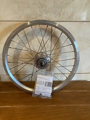 Brompton Rear Wheel (BHR - For S/M/H6L Models) • 20£