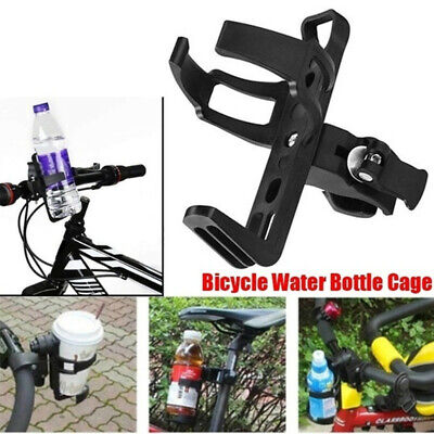 Bike Cup Holder Cycling Beverage Water Bottle Cage Mount Drink Bicycle Handlebar • 4.85£