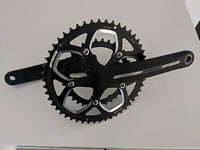 FSA OMEGA CHAINSET 175mm - Compact 54/32t With Bottom Bracket • 13£