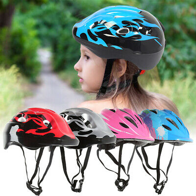 Kids Bike Helmet Set Toddler Helmet Sports Protective Gear Knee Elbow Wrist& UK • 15.99£