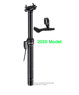 Brand-X Ascend II Dropper Seatpost External 150mm Rrp £139.99. New 2020 Model  • 129.99£