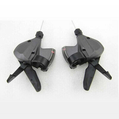 Bicycle Cycling Mtb Sl-m370 3/8/9/24/27 Speed Gear Lever Shifter • 12.19£