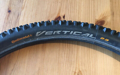 Continental Vertical 26 X 2.3 Bike Tyre, Used, In Good Condition • 0.99£