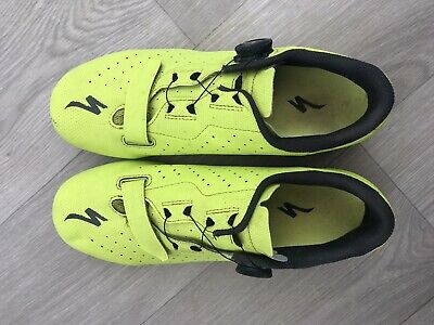 Specialized Torch 1.0 Road Shoes Size 8 Uk 42 Eu • 41£