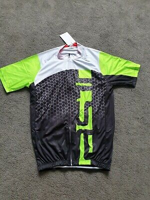 Cycle Jersey Uk SIZE XL 42 /44  Chest • 0.99£
