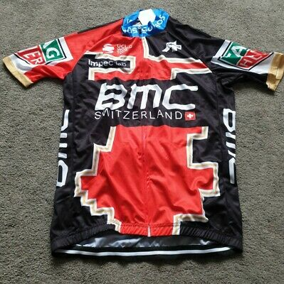 Cycle Jersey In DESIGN Of BMC. UK Size Large 40 /42  Chest  • 0.99£