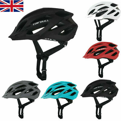 CAIRBULL 22 Holes Cycling Bicycle Adult Mens Road Mountain Bike Safety Helmet • 19.66£