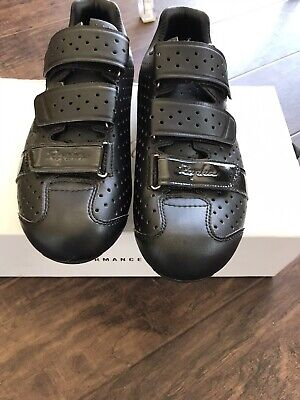 Rapha Climbers Cycling Shoes Black - Size 42.5 • 75£