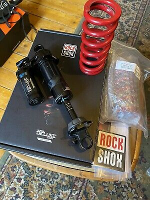 RockShox Super Deluxe Ultimate RCT Coil Shock. Metric 210x55mm. Levo. 2 Springs. • 400£