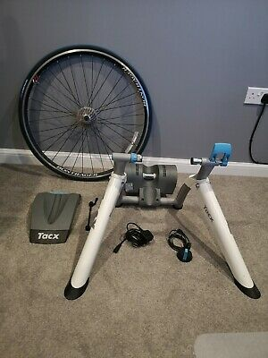 Tacx Vortex Smart Indoor Cycling Turbo Trainer 🚲 Zwift Ready✅🦾 With Extras! • 375£
