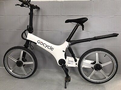 Gocycle G1 Electric Assist Bike Excellent Condition • 800£