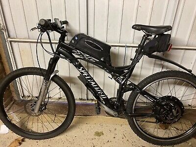 Specialized FSR XC Pro Full Suspension Mountain Bike ElectricBike Conversion • 100£
