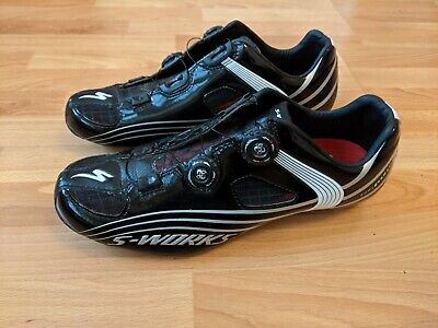 Specialized S-works Shoes - Size 8 Or 42 - Black • 70£