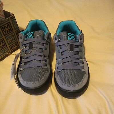 Five Ten Freeriders Ladies Size 6 Grey/blue/black Bnib  • 75£