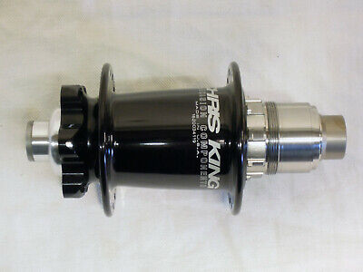 Chris King ISO Disc Hub - Rear - 32h - Black - SRAM XD Freehub - 135mm Bolt Thru • 395£