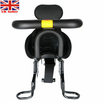 Bicycle Children Bike Seat Front Mount Child Seat Quick Release Front Bike Chair • 18.07£
